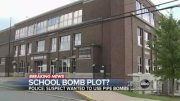 Pennsylvania Man Accused Of Making Pipe Bomb / Mass Shooting Threats Against 2 Schools!