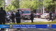 Chicago Rapper Killed, 2 Others Injured In Gold Coast Shooting