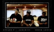 "The LOX presents ""Living Off Xperience"" Podcast: The DMX & Swizz Beatz episode"