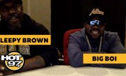 Big Boi & Sleepy Brown Talk Meaning Of New Album, The Legacy Of OutKast + Longevity In Hip Hop