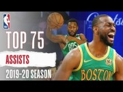 NBA Top 75 Assists From The 2019-20 Season!