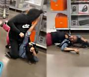 All That Mouth For Nothing: Woman Gets Her Face Stomped Out To Sleep After Starting A Fight At Walmart!