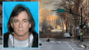 Man Identified As The Nashville Bomb Suspect Died In The Explosion!