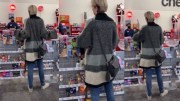 """Anti-Masker Freaks Out At Cvs In Los Angeles! """"I Will Report You, You Can't Refuse Service"""""""