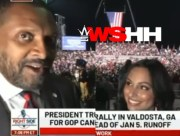 """Georgia Rep Gets Caught Shooting His Shot On Live! """"Are We On Camera?"""""""
