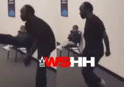 Wrong For This Or Nah? Father Shows Support For His Son… Comes To Career Day And Said He Was A Professional Dancer!