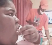 She Almost Met Her Maker: That Food Went Down The Wrong Pipe!