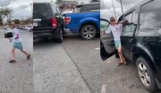 SMH: He Just Got Himself Into A Bigger Mess Trying To Escape From A Hit-And-Run!