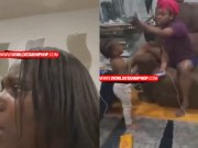 """""""Get The F Out My House. You Ain't Never Gonna Have Shxt"""" Grandma Is Fed Up With Her Grandkids Dirtying Her House… Goes Off On Her 20yr Old Daughter"""