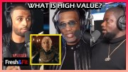 Kevin Samuels Explains High Value – Cold Hard Truth