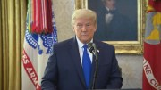 President Trump Reportedly Said He Won't Leave Office
