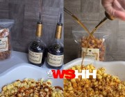 Going Too Far? They Put Raw Henny On Popcorn… Culture Of People Using Henn On Everything!
