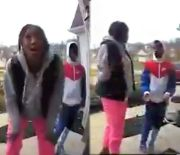 She Wanted All The Smoke: Momma Was Ready To Put Hands On The Neighbors Kid For Disrespecting Her Son When This Happened!