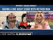 """[:en]""""I Bathed Him In The Jacuzzi And We Got It In"""" Wendy Williams On Her One Night Stand With Method Man![:]"""