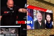 """Your Opinion Doesn't Matter"" Eminem Clowns Dana White Live On ESPN + Dana White Warns People Who Plan To Illegally Stream UFC 257! ""Surprise MF's"""