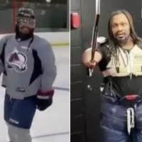 [:en]Shawn Gretzky: Marshawn Lynch Attempts To Play Hockey![:]