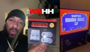 """They Got Steve Harvey"" This Fella Exposes Racist Games Inside A Super Nintendo Emulator!"