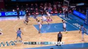 French Basketball League Player Breaks Another Players Jaw During A Game!