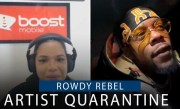 Rowdy Rebel On Bobby Shmurda Taking A Longer Bid For Him, BK Drill Scene + The Shmurda Dance!