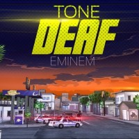 Eminem - Tone Deaf (Lyric Video)