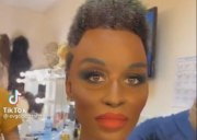 Hold Up: You Won't Believe What She Looks Like Under The Make Up!