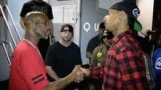 Legendary Moment: That Time When DMX Met Nipsey Hussle & His Crew, Shared Words Of Wisdom & Prayed For Them!