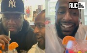Jackie Long Pulls Up On 50 Cent To Make Sure He Don't Owe Him No Money