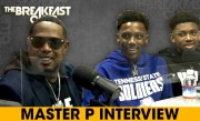 Master P Talks Family Business, Legacy, Artist Unions + More