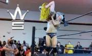 Check Her Pulse: Female Wrestler Gets Bodied During A Match!