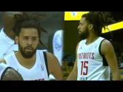 J. Cole's FIRST Basketball Game In Africa!