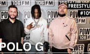 """Polo G Freestyles Over DMX's """"Ruff Ryders' Anthem"""" – L.A. Leakers Freestyle #109"""
