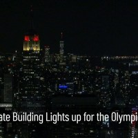 Tokyo Olympics: Empire State Building Lights Up For Countries Competing in Games