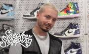 J Balvin Goes Sneaker Shopping With Complex