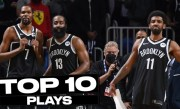 Top 10 Brooklyn Nets Plays of The Year! 🔥
