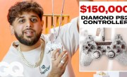 Celebrity Jeweler Leo Frost Shows Off His Insane Jewelry Collection | On the Rocks | GQ