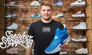 Luka Dončić Goes Sneaker Shopping With Complex