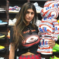 Mia Khalifa Goes Shopping For Sneakers With CoolKicks