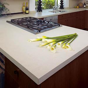 Caesarstone Blizzard Quartz Countertops $4499 Installed