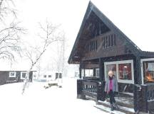 Our cabin!!!
