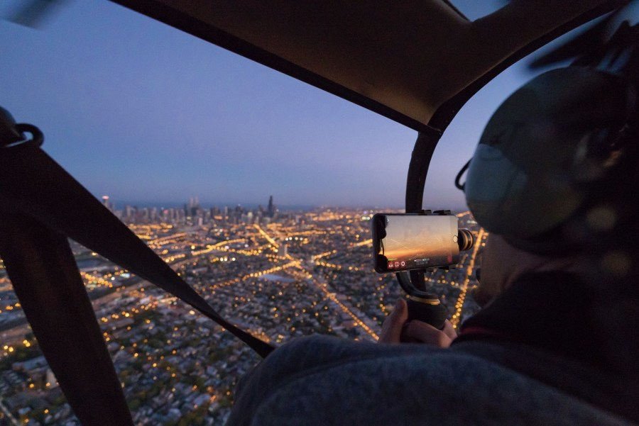 Toby Harriman Aerial Filmmaker San Francisco