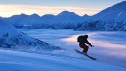 Jussi Ruottinen Ski Alaska Planet Unicorn December 18