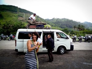 Travel Photo: Guatemala - Cruising through the Guatemalan border