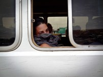 Travel Photo: Guatemala - One More Chicken Bus