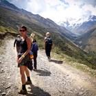Hiking the Salkantay Trek with Rasgos Del Peru