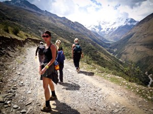 Hiking the Salkantay Trek with Rasgos Del Peru