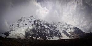 Salkantay Trek - The Salkantay Peaks