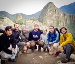 Salkantay Trek - Rasgos del Peru Hikers on Top of Machu Picchu on Day 5