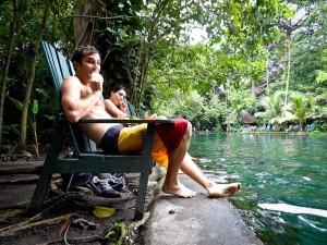 Ojo Del Agua Ometepe Nicaragua