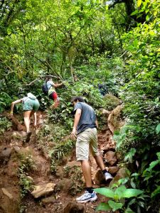 Hiking Volcano Maderas from Finca Magdalena in Ometepe