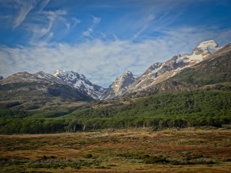 Bus From Punta Arenas To Ushuaia
